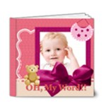 baby - 6x6 Deluxe Photo Book (20 pages)