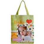 baby - Zipper Classic Tote Bag