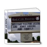Pastor Green - 4x4 Deluxe Photo Book (20 pages)