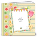 Sweet Book - 12x12 Photo Book (20 pages)