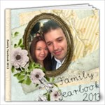2013 Family Yearbook - 12x12 Photo Book (20 pages)