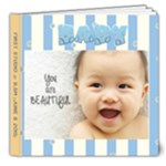 Papamama Studio - 8x8 Deluxe Photo Book (20 pages)