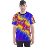 Electric Personality Men s Sport Mesh Tee
