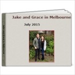 Jake - 9x7 Photo Book (20 pages)