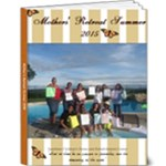 Mothers  Retreat 1 2015 - 9x12 Deluxe Photo Book (20 pages)