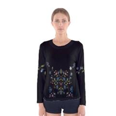 kaszuby woman Women s Long Sleeve T-shirt by kaszuby