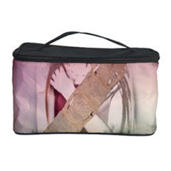 Nature And Human Forces Cowcow Cosmetic Storage Cases by infloence