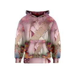 Nature And Human Forces Kid s Pullover Hoodies by infloence