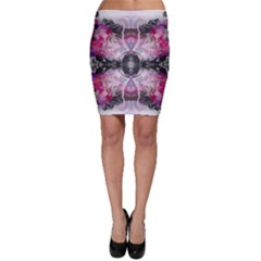 Nature Forces Abstract Bodycon Skirts by infloence