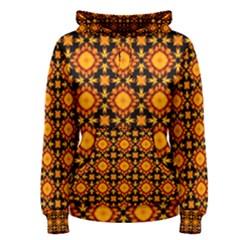 Cute Pretty Elegant Pattern Women s Pullover Hoodies by creativemom