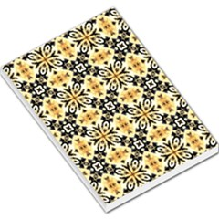Faux Animal Print Pattern Large Memo Pads by creativemom