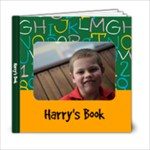 Harry - 6x6 Photo Book (20 pages)