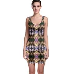 Lit0310030011 Bodycon Dress by tresfoliaorangeyellowbrown