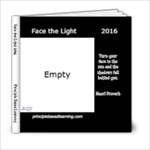 Face the Light 2016 - 6x6 Photo Book (20 pages)