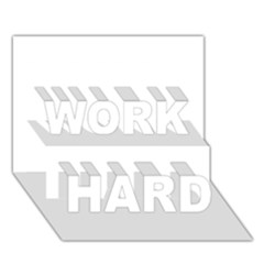Florida Work Hard 3d Greeting Card (7x5)  by mynameisparrish