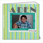 Adens Scrapbook 2014 2015 - 8x8 Photo Book (20 pages)