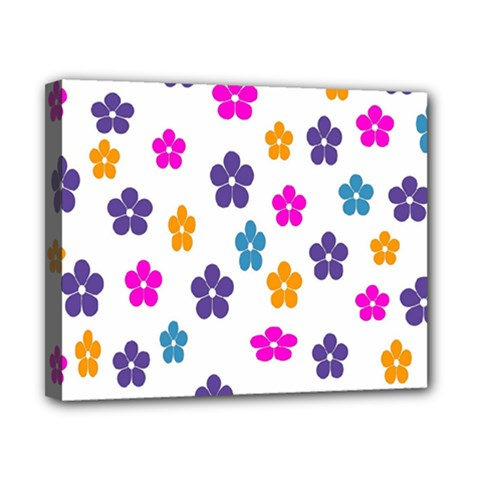 Candy Flowers Canvas 10  x 8  by FashionMeNowwStyle2