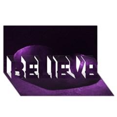 Dsc 03111522222238[1] Believe 3d Greeting Card (8x4)  by timelessartoncanvas
