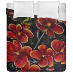 Hawaii Is Calling Duvet Cover (double Size) by timelessartoncanvas
