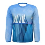 ice - Men s Long Sleeve Tee