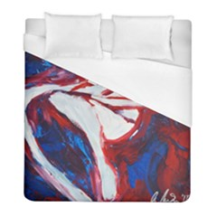 Sensual Duvet Cover Single Side (twin Size) by timelessartoncanvas