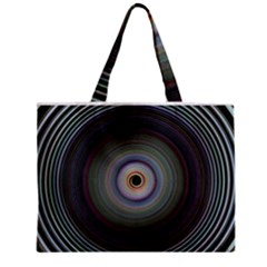 Colour Twirl Zipper Tiny Tote Bags by InsanityExpressed