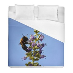 Bumble Bee 1 Duvet Cover Single Side (twin Size) by timelessartoncanvas