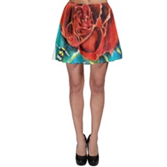 Bumble Bee 3 Skater Skirts