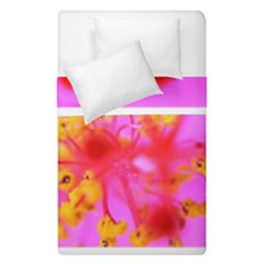 Bright Pink Hibiscus 2 Duvet Cover (Single Size)