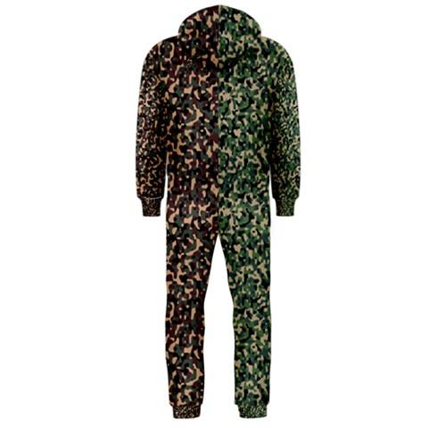 Hooded Jumpsuit (Men)