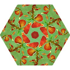 Tropical Floral Print Mini Folding Umbrellas