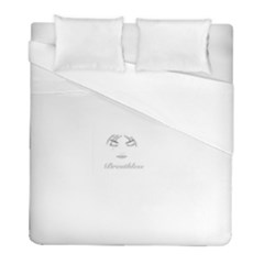 Breathless Duvet Cover Single Side (twin Size) by morbidcandy