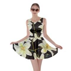 Bright Lilies Skater Dresses