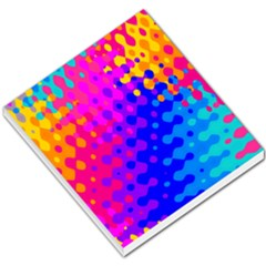Totally Trippy Hippy Rainbow Small Memo Pads by KirstenStar