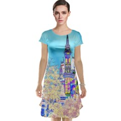 Castle For A Princess Cap Sleeve Nightdresses
