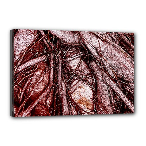 The Bleeding Tree Canvas 18  X 12  by InsanityExpressed