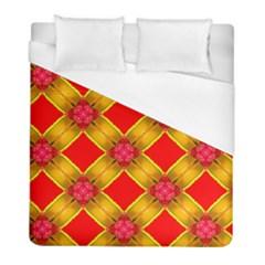 Cute Pretty Elegant Pattern Duvet Cover Single Side (Twin Size)