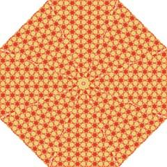 Cute Pretty Elegant Pattern Hook Handle Umbrellas (medium)