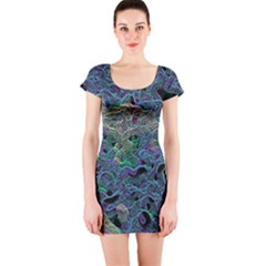 The Others 2 Short Sleeve Bodycon Dresses by InsanityExpressedSuperStore