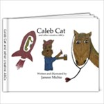 Caleb Cat and other creative abcs - 7x5 Photo Book (20 pages)