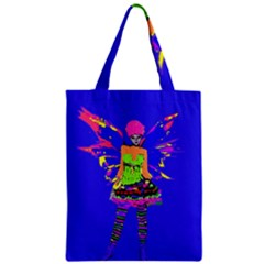 Fairy Punk Classic Tote Bags