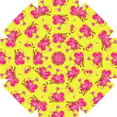 In Love Folding Umbrellas by genecehamby