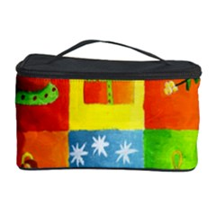 Christmas Things Cosmetic Storage Cases by julienicholls