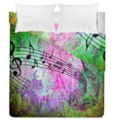 Abstract Music 2 Duvet Cover (full/queen Size) by ImpressiveMoments