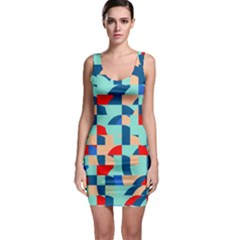 Miscellaneous Shapes Bodycon Dress by LalyLauraFLM