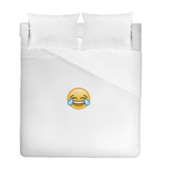Cryingwithlaughter Duvet Cover (Twin Size) by redcow