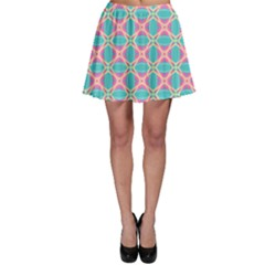 Cute Pretty Elegant Pattern Skater Skirts by creativemom
