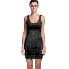Black Stars  Bodycon Dresses by OCDesignss