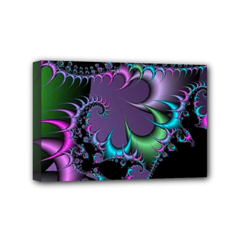 Fractal Dream Mini Canvas 6  x 4  by ImpressiveMoments