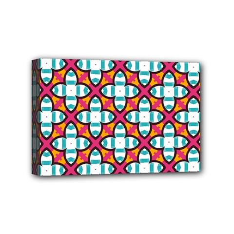 Pattern 1284 Mini Canvas 6  X 4  by creativemom